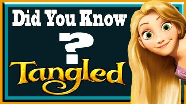 Tangled (2010 Film) - Facts