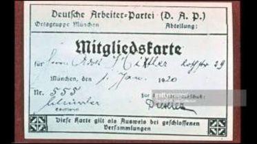 Adolf Hitler - Entry into Politics