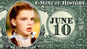 June 10th - This Day in History