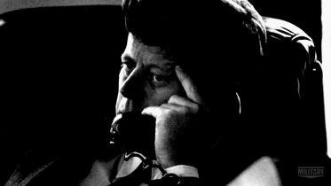 John F. Kennedy - Cuban Missile Crisis Day 11