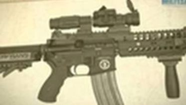 Special Operations Assault Rifle - Characteristics