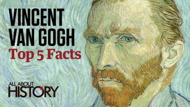Vincent Van Gogh - Facts