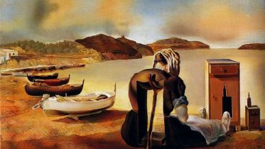 Weaning of Furniture Nutrition (Dalí)