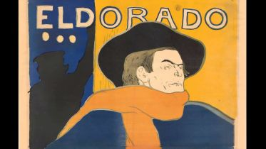 Eldorado: Aristide Bruant (Lautrec)
