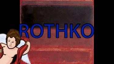 Four Darks in Red (Rothko)
