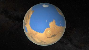 Mars - Tsunami Events