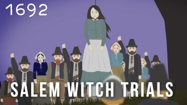 Colonial America - Salem Witch Trials