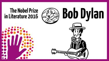 Bob Dylan - 2016 Nobel Prize in Literature