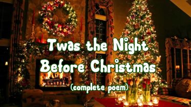 Twas the Night Before Christmas (Poem) - Text