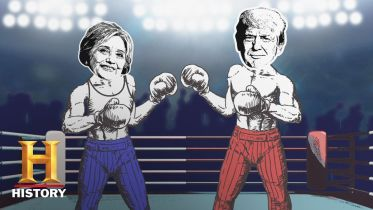 United States Presidential Election - Nasty Campaigns