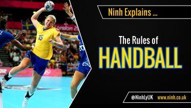 Handball - Rules