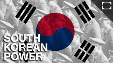 South Korea - Economy and Military Power (2015)