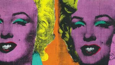Four Marilyns (Warhol)