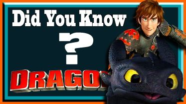 How to Train Your Dragon (2010 Film) - Facts