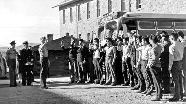 World War II - Navajo Code Talkers