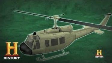 Vietnam War - Bell UH-1 Iroquois