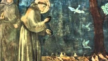 Farncis of Assisi - The Dying Monk