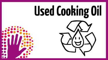 Cooking Oil - Recycling