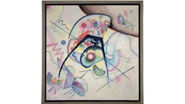 Backward Glance (Kandinsky)