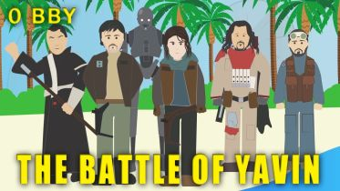Star Wars - Battle of Yavin