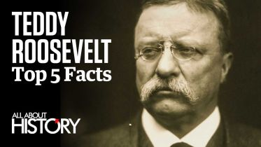 Theodore Roosevelt - Facts