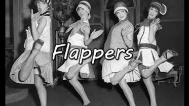 Flappers - History