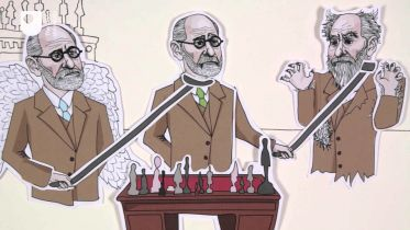 Sigmund Freud - Id, Ego and Super-Ego