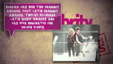 Shakira - Facts