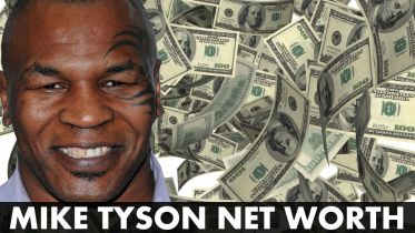 Mike Tyson - Net Worth