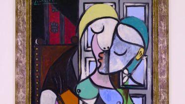 Femme écrivant (Picasso)