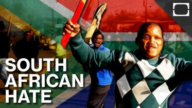 South Africa - Immigrants