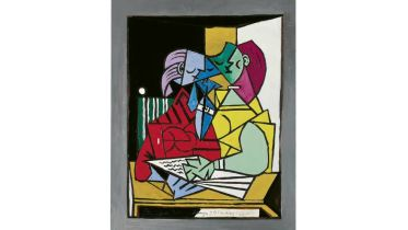 Two Women (Picasso)