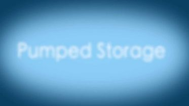Energy Storage - Pumped Storage