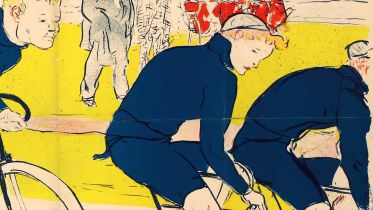 The Simpson Chain (Lautrec)