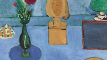 The Blue Window (Matisse)