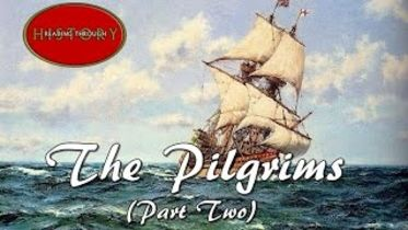 Pilgrim Fathers - Voyage and Arrival in America