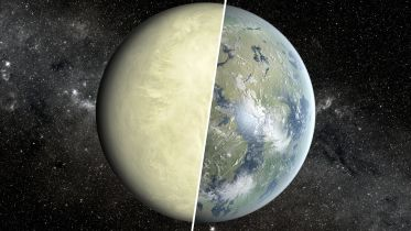 Venus (Planet) - Origin of Life