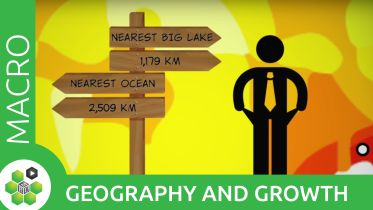 Economic Growth - Geographical Component