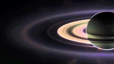 Saturn - Moons