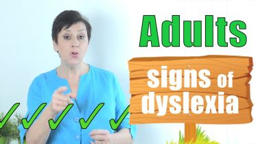Dyslexia - Signs in Adults