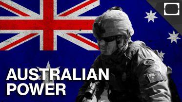 Australia - Economy and Military Power (2015)