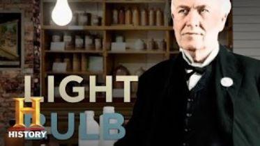 Incandescent Light Bulb - Invention