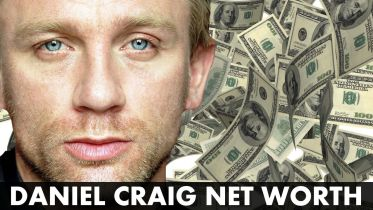 Daniel Craig - Net Worth