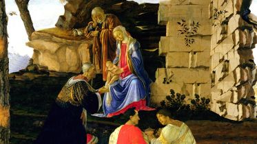 Botticelli - Adoration of the Magi