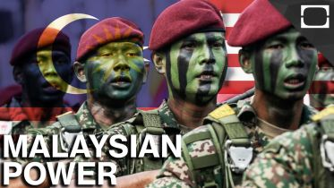 Malaysia - Economy and Military Power (2016)