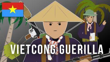 Vietnam War - Viet Cong Guerilla