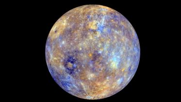 Mercury (Planet) - Polar Ice
