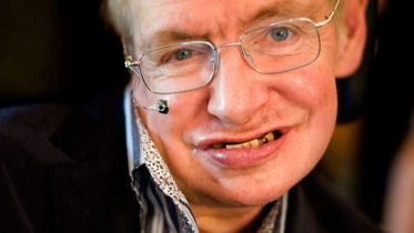 Stephen Hawking - The God Particle