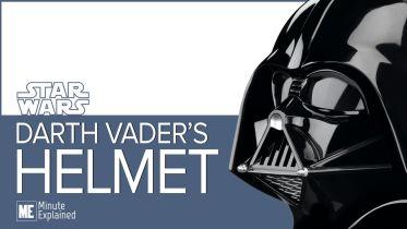 Star Wars - Darth Vader's Helmet