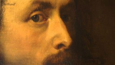 Self Portrait (Van Dyck )
